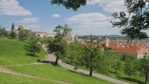 La Vista dalla Collina di Petřín II