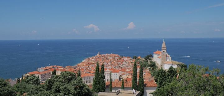 La Vista Panoramica di Pirano - Glomes en Voyage