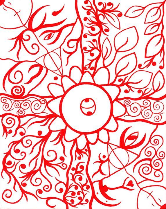 Around the Sun - Malik Edmonds