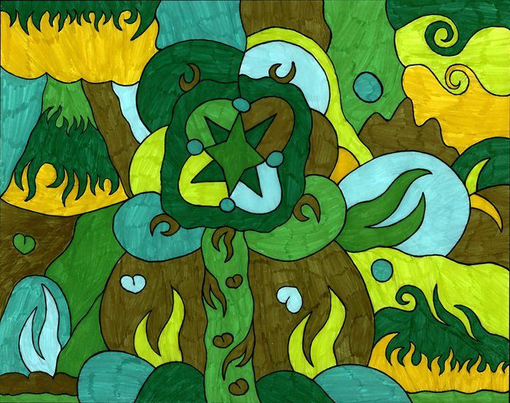 The Giving Tree - Malik Edmonds