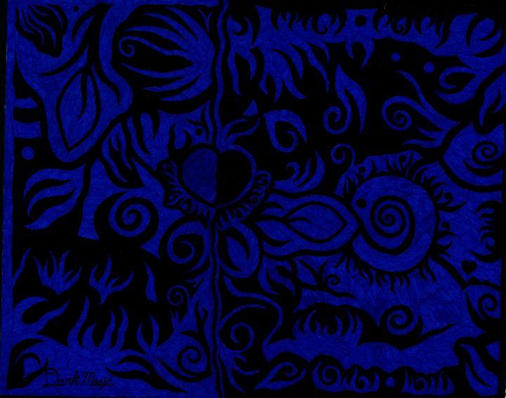 Growing from darkness - Malik Edmonds
