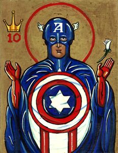 Capt. America  Immaculate Conception