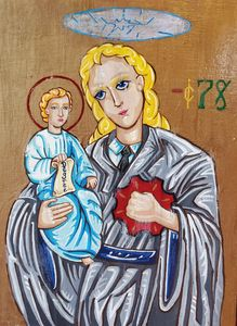 Our Lady of the Wage Gap