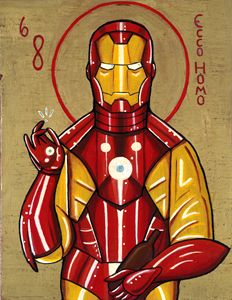 Iron Man after St. Patrick