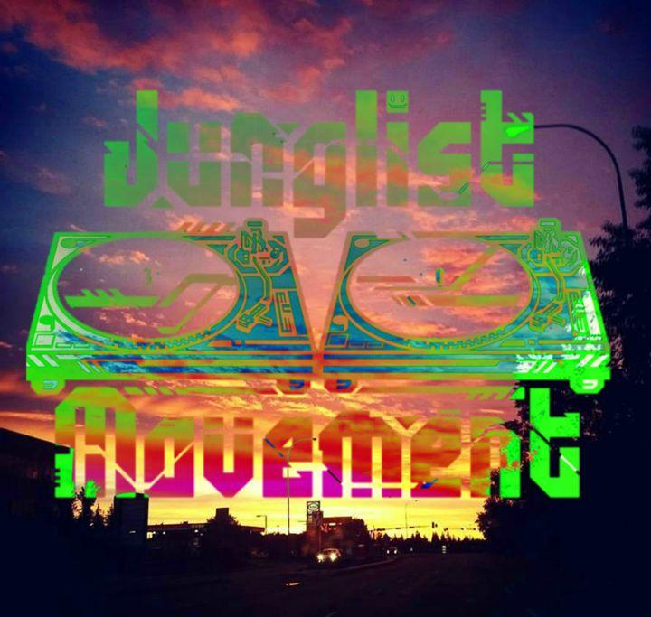 Junglist Movement - Stanley Arthur