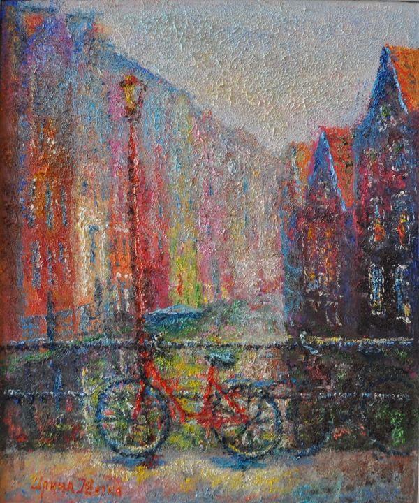 Amsterdam love - Irina Kvetka