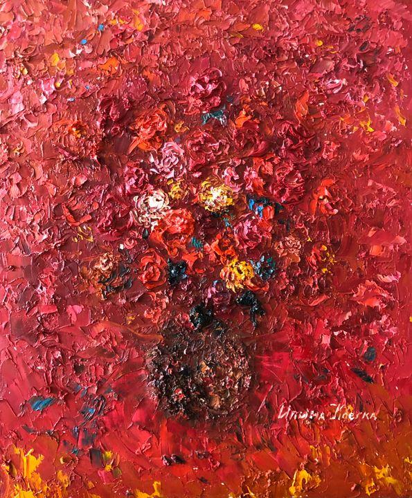 Red mood - Irina Kvetka