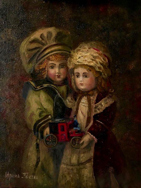 Doll 3 - Irina Kvetka