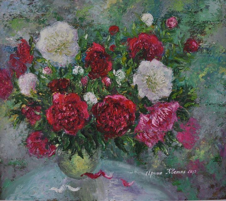 Spring flowers - Irina Kvetka