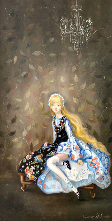 Princess - Irina Kvetka