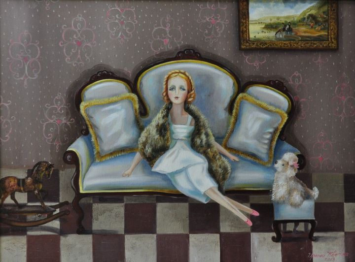 Dreamer - Irina Kvetka