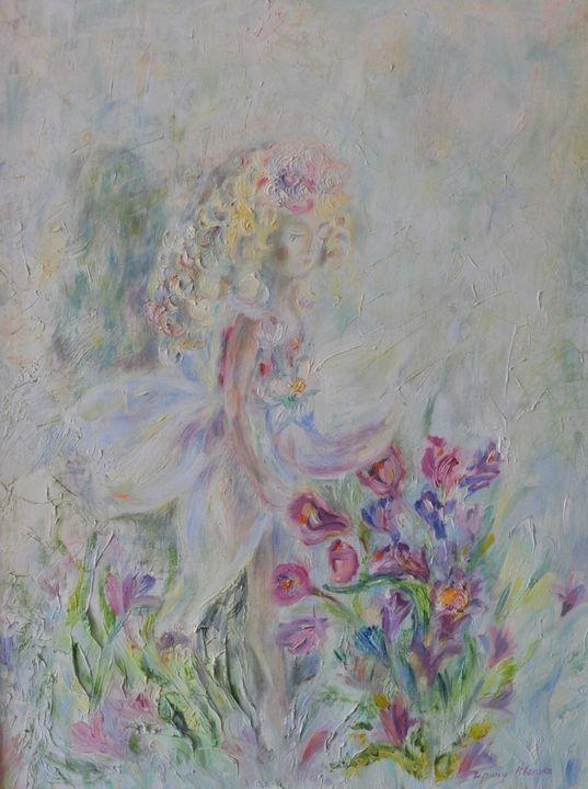 Lady Spring - Irina Kvetka