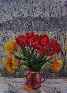 Tulips - Irina Kvetka