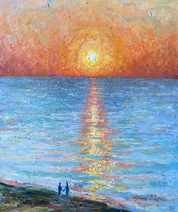 Sunrise - Irina Kvetka