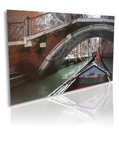 Canvas Art Wall Decor - Gondolas