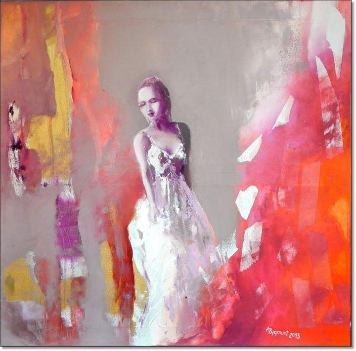 Fragments of a Dream, 2013, oil on c - Anna Zygmunt Art
