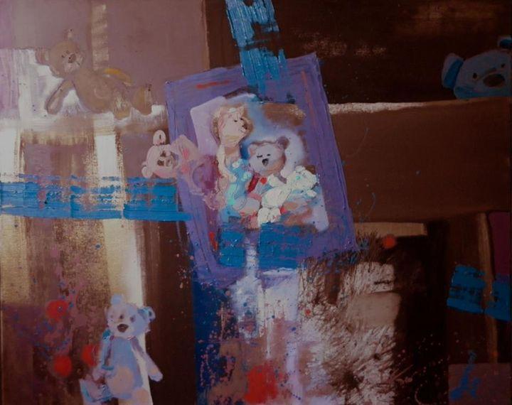 Bears, 2012 - Anna Zygmunt Art