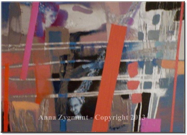 Frivolous Beauty, 2013 - Anna Zygmunt Art