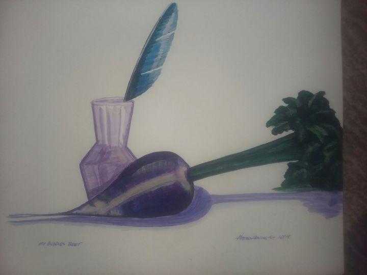 My buddy's beet - Tom Howington ART