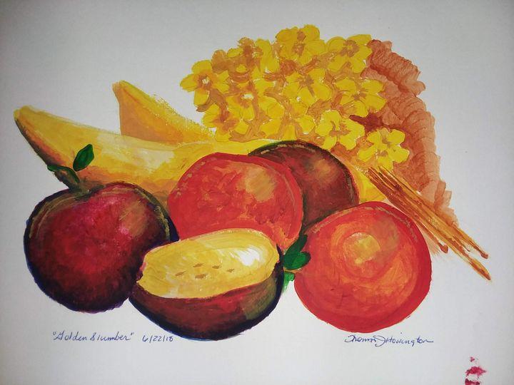 Golden slumber - Tom Howington ART