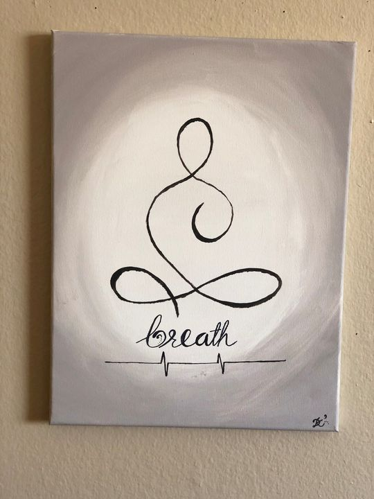 breath-positive vibes - apostrophe arts