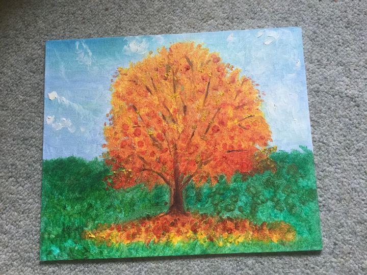 Autumn Glory - Trinity Art