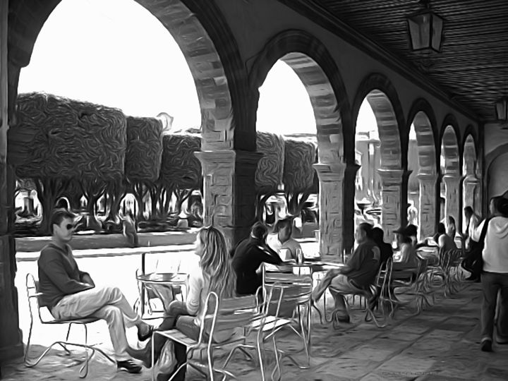 San Miguel Arches - Pedro Cobian
