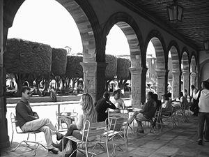 San Miguel Arches