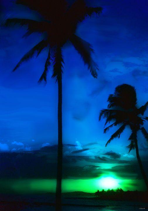 Blue Hawaii - Pedro Cobian