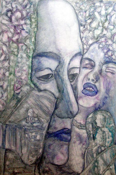 Billie's Blues - StephenMeadArt