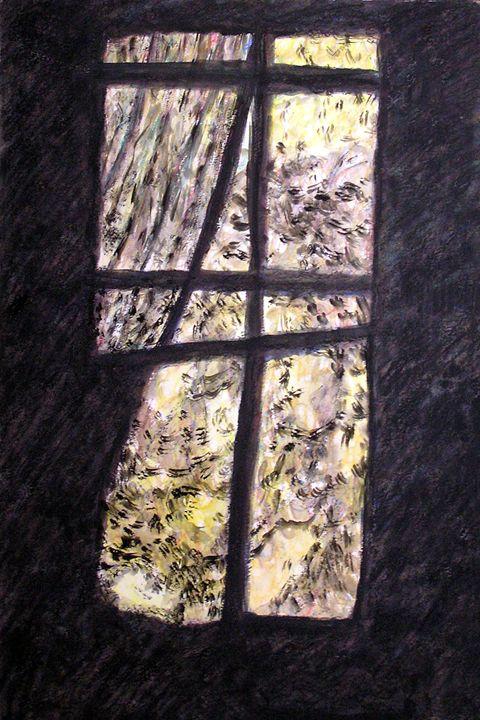 Shadows/Wall Study (I) - StephenMeadArt