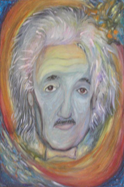 Einstein Nebulae - StephenMeadArt