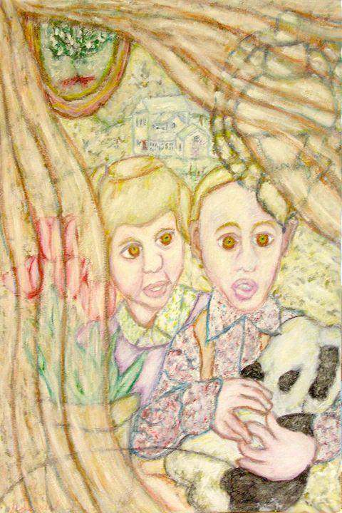 Ghosts of Childhood - StephenMeadArt