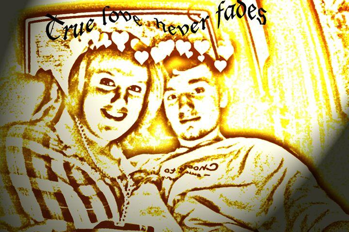 True Love Never Fades - Levi Kaus