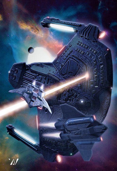 Federation Entanglement - Blabberdock (Nathan Warner)