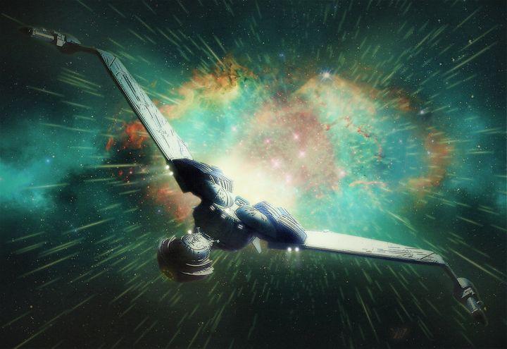 Klingon Proverb - Blabberdock (Nathan Warner)