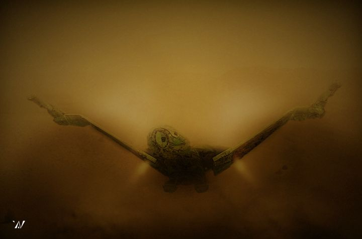 Angel of Vengeance - Blabberdock (Nathan Warner)