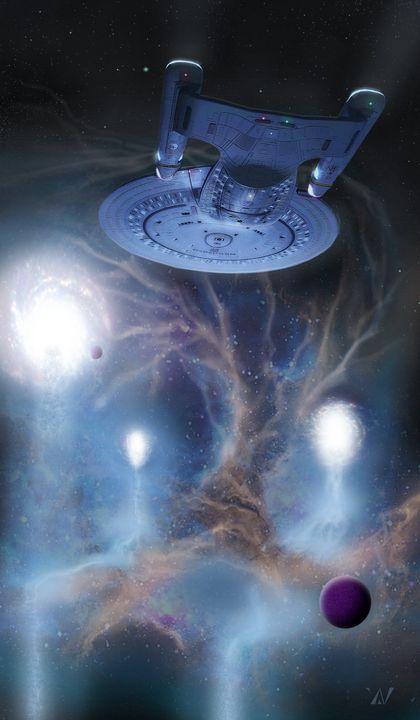 Galactic Falls - Blabberdock (Nathan Warner)