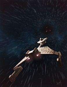 The Sparks Fly Upwards