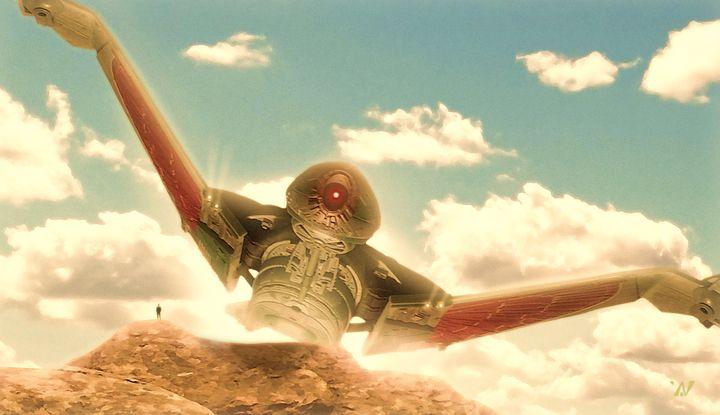 Guardian Angel - Blabberdock (Nathan Warner)