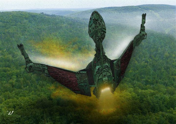 Pete's Dragon - Blabberdock (Nathan Warner)