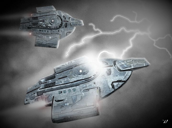Storm Chasers - Blabberdock (Nathan Warner)