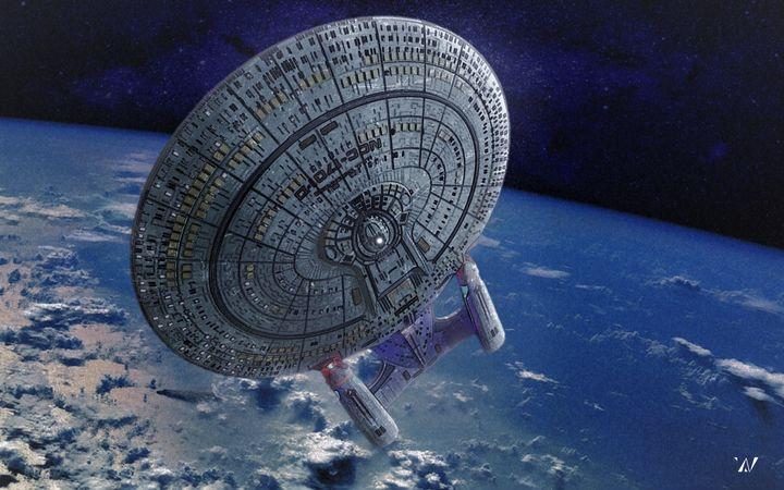 Breaking Orbit - Blabberdock (Nathan Warner)