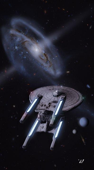 To Gaze Upon Unknown Stars - Blabberdock (Nathan Warner)