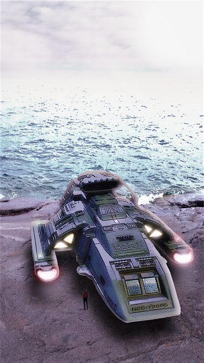 Shore Leave - Blabberdock (Nathan Warner)