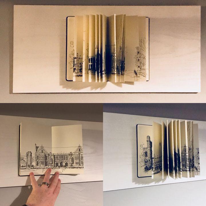 University of Oklahoma - sketchbook - 405architecture