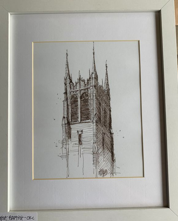 First Baptist Church - OKC - 405architecture