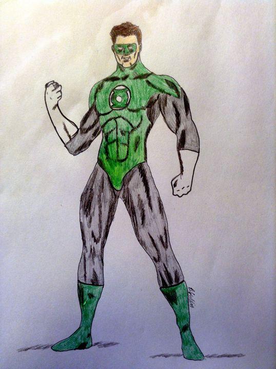 Green Lantern - Brents Image