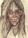 Face illustration portrait