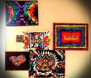 6 Paintings